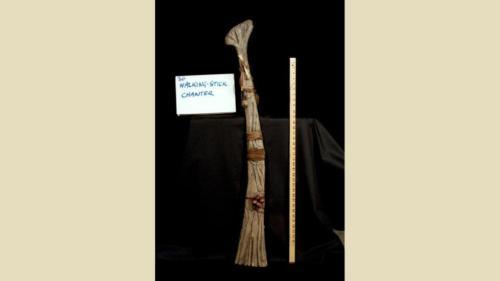 urRu artifact - the walking stick of urSol the Chanter