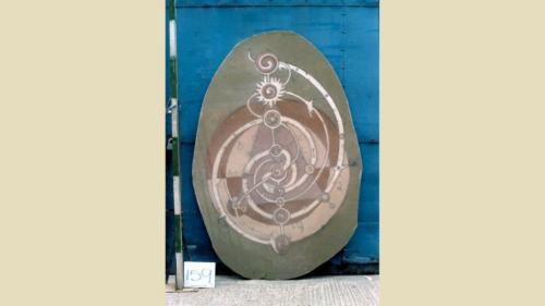 urRu artifact - sandpainting