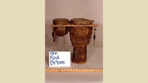 Podling artifact - drums